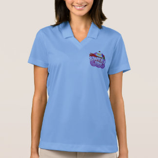 Sweet Time Women's blue Polo