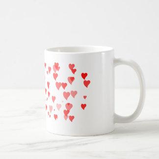 Sweet Tiny Hearts Love Mug