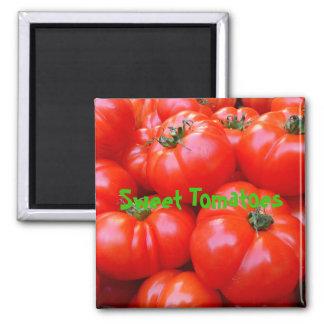 Sweet Tomatoes Vegetable Magnet