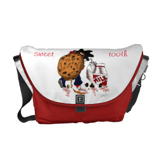Sweet Tooth Courier Bags