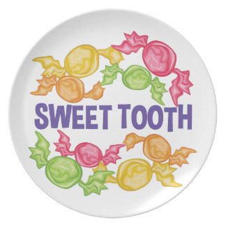 Sweet Tooth Party Plate