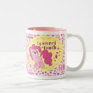 Sweet Tooth Two-Tone Coffee Mug