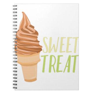Sweet Treat Notebooks