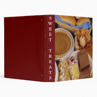 Sweet Treats Binder