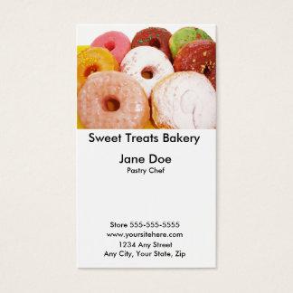 Sweet Treats Business Card