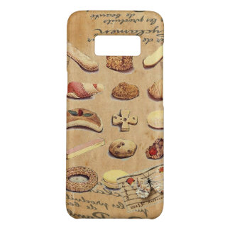 Sweet Treats Catering Paris french pastry Case-Mate Samsung Galaxy S8 Case
