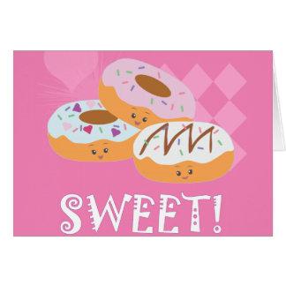 Sweet Treats - Donuts! Card
