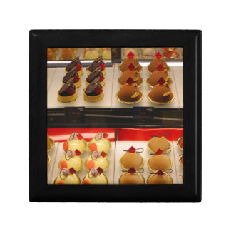 Sweet treats on display minus one gift box
