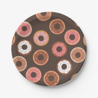 Sweet Treats Party 7 Inch Paper Plate