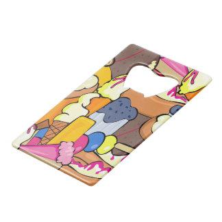 Sweet Treats Party Credit Card Bottle Opener