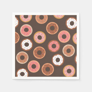 Sweet Treats Party Paper Napkins