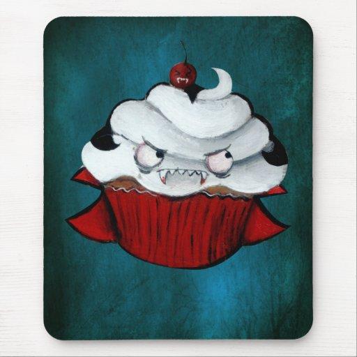 Sweet Vampire Cupcake Mousepads