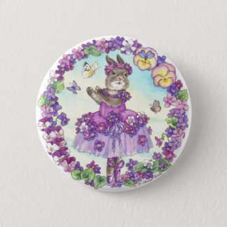 Sweet Violet button