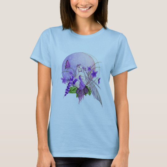 Sweet Violet Moon T-Shirt
