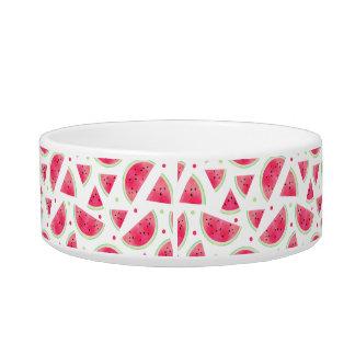 Sweet Watercolor Watermelon Pattern Bowl