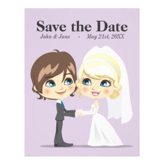 Sweet Wedding Day Flyers