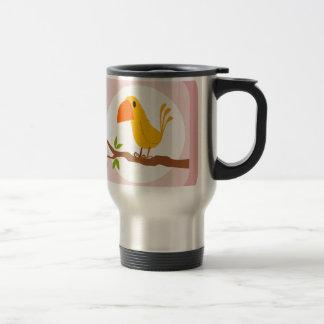 sweet yellow bird, sweet yellow bird mugs