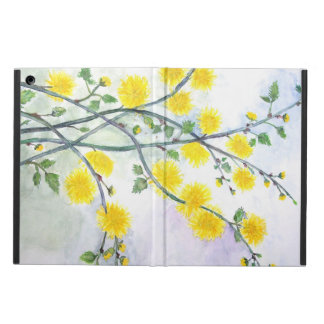 Sweet Yellow Blossom iPad Air Cover