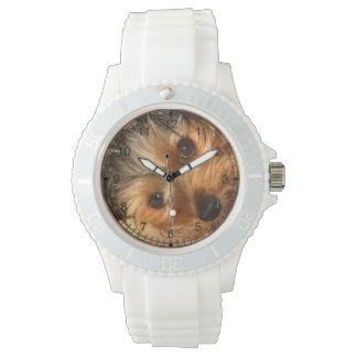 Sweet Yorkie Sport Wristwatch