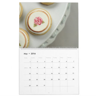 SweetAmbs 2016 Cookie Art Calendar