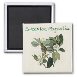 Sweetbae Magnolia Magnet