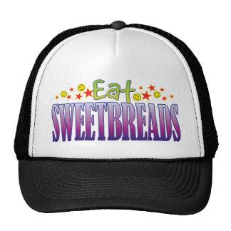 Sweetbreads Eat Cap