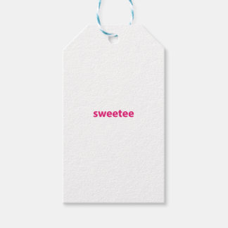 Sweetee Gift Tags