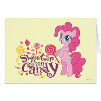 Sweeter Than Candy Card
