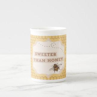 Sweeter Than Honey Tea mug