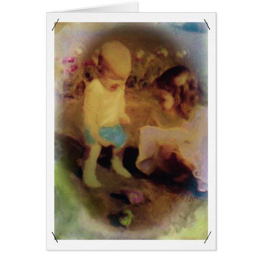 Sweetest Childhood Memories Card