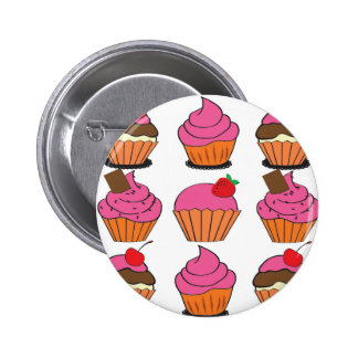 Sweetest Cupcakes Button
