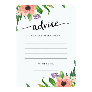 Sweetest Day | Advice for the Bride Cards