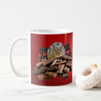 Sweetest Day Chocolate Chipmunk Coffee Mug