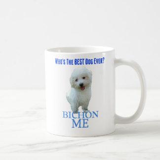 Sweetest Dog Ever! Bichon Frise! Coffee Mug
