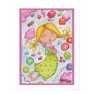Sweetest Dreams Postcard