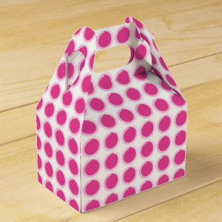 """SWEETEST"" PARTY FAVOR BOXES"