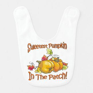 Sweetest Pumpkin In The Patch Bib
