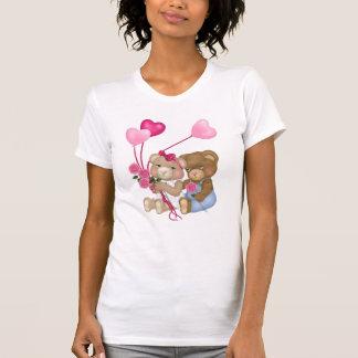 Sweetheart Bears T Shirts