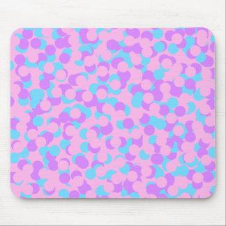 Sweetheart Confetti Mouse Pad