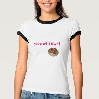 Sweetheart Ladies Ringer T-Shirt