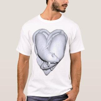 Sweetheart Rats Sculpture T-Shirt