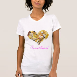 Sweetheart Women Destroyed T-Shirt