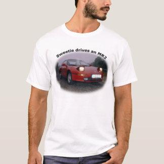 Sweetie drives an MR2 T-Shirt