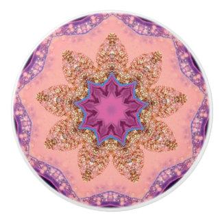 Sweetie Fractal Ceramic Knob