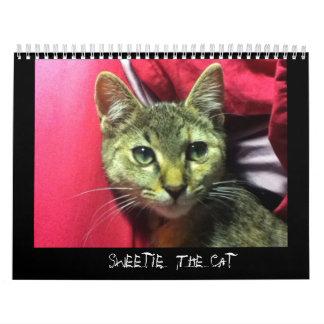 SWEETIE THE CAT calendar