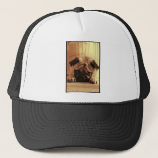 SweetPea Pugs Trucker Hat