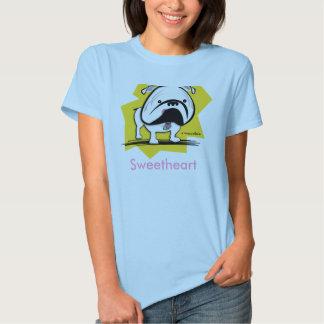 Sweetpea Sweetheart Shirts