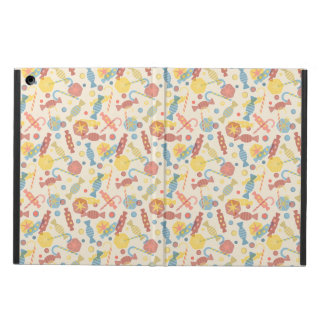 Sweets And Candy Pattern iPad Air Cover