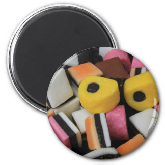 Sweets Candy 2 Inch Round Magnet