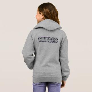 Sweets girls hoodie